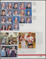 2008 Laingsburg High School Yearbook Page 56 & 57