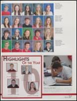 2008 Laingsburg High School Yearbook Page 60 & 61