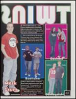 2008 Laingsburg High School Yearbook Page 66 & 67