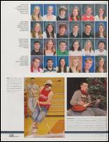 2008 Laingsburg High School Yearbook Page 72 & 73