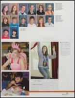 2008 Laingsburg High School Yearbook Page 74 & 75