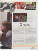 2008 Laingsburg High School Yearbook Page 76 & 77