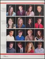 2008 Laingsburg High School Yearbook Page 78 & 79