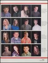 2008 Laingsburg High School Yearbook Page 82 & 83