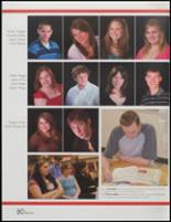 2008 Laingsburg High School Yearbook Page 84 & 85