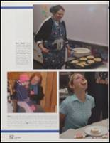 2008 Laingsburg High School Yearbook Page 86 & 87