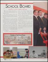 2008 Laingsburg High School Yearbook Page 90 & 91