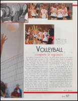 2008 Laingsburg High School Yearbook Page 100 & 101