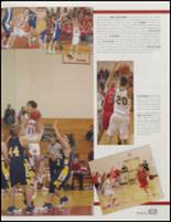 2008 Laingsburg High School Yearbook Page 106 & 107