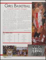 2008 Laingsburg High School Yearbook Page 108 & 109