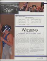 2008 Laingsburg High School Yearbook Page 110 & 111