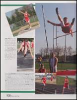 2008 Laingsburg High School Yearbook Page 112 & 113