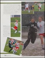 2008 Laingsburg High School Yearbook Page 118 & 119