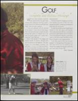 2008 Laingsburg High School Yearbook Page 120 & 121