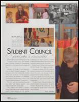 2008 Laingsburg High School Yearbook Page 124 & 125