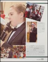 2008 Laingsburg High School Yearbook Page 126 & 127