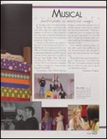 2008 Laingsburg High School Yearbook Page 128 & 129