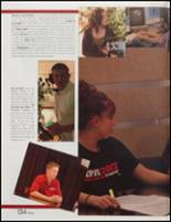 2008 Laingsburg High School Yearbook Page 138 & 139