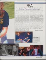 2008 Laingsburg High School Yearbook Page 140 & 141