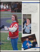 2008 Laingsburg High School Yearbook Page 142 & 143