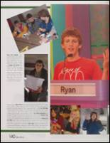 2008 Laingsburg High School Yearbook Page 144 & 145
