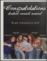 2008 Laingsburg High School Yearbook Page 148 & 149