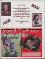 2008 Laingsburg High School Yearbook Page 156 & 157