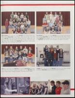 2008 Laingsburg High School Yearbook Page 158 & 159