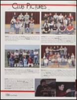 2008 Laingsburg High School Yearbook Page 160 & 161