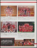 2008 Laingsburg High School Yearbook Page 164 & 165