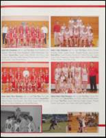 2008 Laingsburg High School Yearbook Page 166 & 167