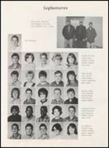 1968 Mounds High School Yearbook Page 16 & 17