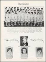 1968 Mounds High School Yearbook Page 32 & 33