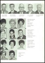 1970 McKinney High School Yearbook Page 18 & 19