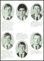 1970 McKinney High School Yearbook Page 22 & 23