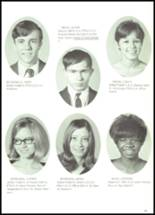 1970 McKinney High School Yearbook Page 24 & 25