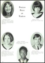 1970 McKinney High School Yearbook Page 26 & 27
