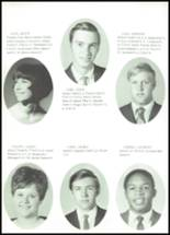 1970 McKinney High School Yearbook Page 28 & 29