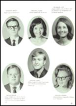 1970 McKinney High School Yearbook Page 30 & 31