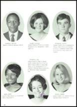 1970 McKinney High School Yearbook Page 32 & 33