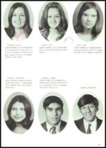 1970 McKinney High School Yearbook Page 34 & 35