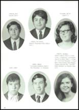 1970 McKinney High School Yearbook Page 36 & 37