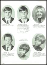 1970 McKinney High School Yearbook Page 38 & 39
