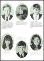 1970 McKinney High School Yearbook Page 40 & 41
