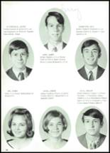 1970 McKinney High School Yearbook Page 42 & 43