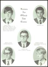 1970 McKinney High School Yearbook Page 44 & 45