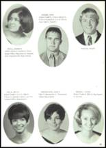 1970 McKinney High School Yearbook Page 46 & 47