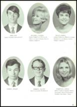 1970 McKinney High School Yearbook Page 50 & 51