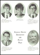 1970 McKinney High School Yearbook Page 52 & 53