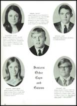 1970 McKinney High School Yearbook Page 54 & 55